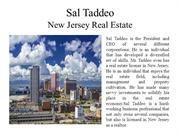 Sal Taddeo - New Jersey Real Estate