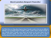 London Airport Minicab Transfer in UKT