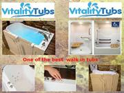 Different Types of Tubs in Walk