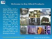 Allied Products Manufacturer India