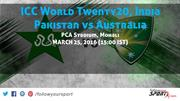 Pakistan vs Australia ICC World Cup Match Preview on Follow Your Sport