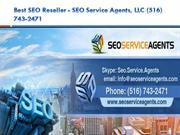 White Label SEO Reseller Program