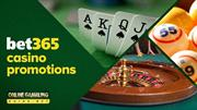 Bet365 Casino Promotions and Bonuses