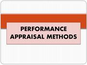 PERFORMANCE APPRAISAL METHODS HRD 2 (1)