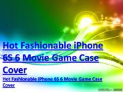 www sarahzphoto com Hot Fashionable IPhone 6S 6 Movie Game Case Cover