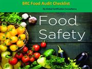 BRC Certification for Food Safety |How to Get BRC Certification