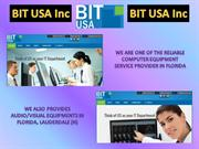 BIT USA Inc Offers Medical Office Technology Program