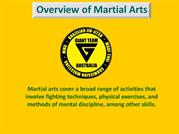 Overview of Martial Arts