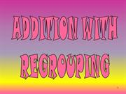 addition-with-regrouping