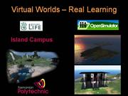 Virtual Worlds - Real Learning 2