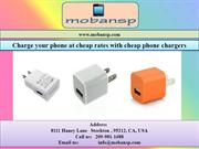Charge your phone at cheap rates with cheap phone chargers