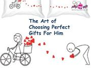 Gifts For Him Online - Best Price In India at SendMyGift