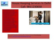 House Keeping Services In Noida, House Keeping Services In Gurgaon