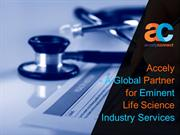 Accely - A Global Partner for Eminent Life Science Industry Services