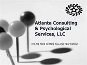 Couples Therapy & Mental Health Services At Atlpsych Services