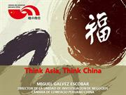 Think Asia, Think China URP 2016