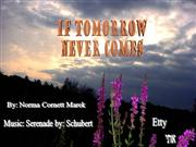if_tomorrow_never_comes