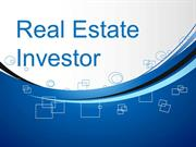 Need For Mexican real estate investor