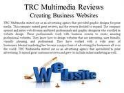 TRC Multimedia Reviews Creating Business Websites