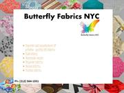Buy Silk & Cotton Fabrics Wholesale Online  Fabrics Stores NYC
