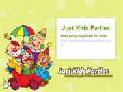 Children's Party Entertainment | Party Entertainment For Kids