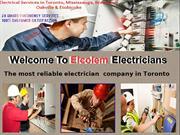 Toronto Best Electrical Contractor – Elcolem Electrician