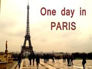 Paris Itinerary One Day