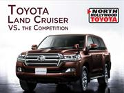 Toyota Land Cruiser Vs. The Competition