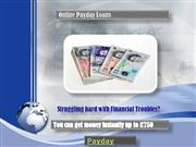 Payday Loans - www.paydaybank.co.uk