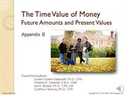 #26.1 -- Time Value of Money (12.56)