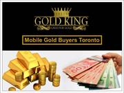 Cash For Gold - Mobile Gold Buyers Toronto