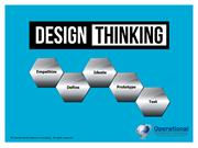 Design Thinking by Operational Excellence Consulting