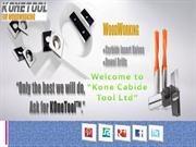 The leading carbide inserts Supplier in China