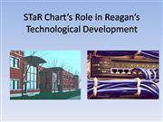 Reagan High School STaR Chart Presentati