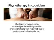 Physiotherapy in Coquitlam