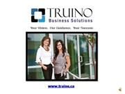 Truino Business Solutions
