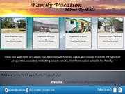Family Vaction Rentals