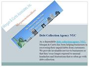 Debt Collection and Medical Collection Agency New York