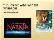 The Lion the Witch and Wardrobe