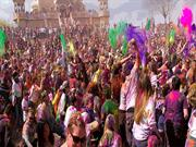 Holi 2016: Festival Of Colors Celebrates Spring