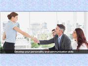 Develop your personality and communication skills by ICBI