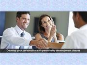 Develop your personality with personality development classes by ICBI