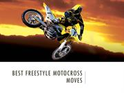 Best Freestyle Motocross Moves