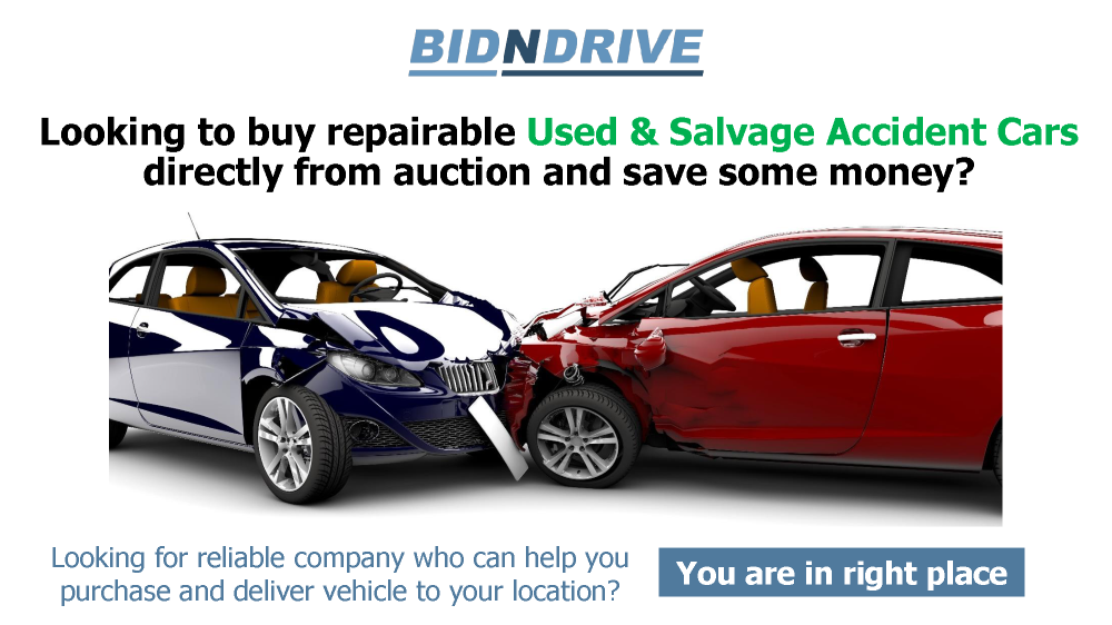 Buy Repairable Used & Salvage Accident Cars |authorSTREAM