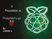 pptraspberrypipraveen-131109074257-phpapp02