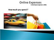 Online Expenses