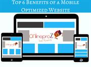 Mobile Optimized Web Design Services in Las Vegas