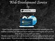Web Development Services in Knoxville, TN by Digital Cusp