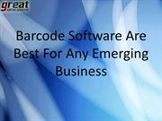 Barcode Software Are Best For Any Emerging Business