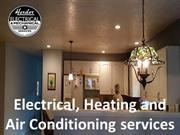 Electrical, Heating and Air Conditioning services in Albuquerque